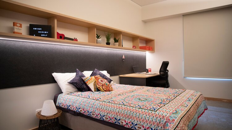St George College - Double Ensuite Room - REES AAEE Conference 2021